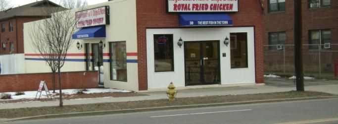 Royal Guard Fish N' Chips