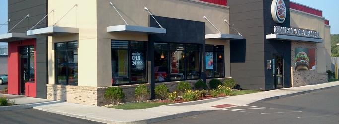 Southington, CT Burger King