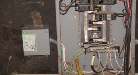 Voltage Control Guard Installation