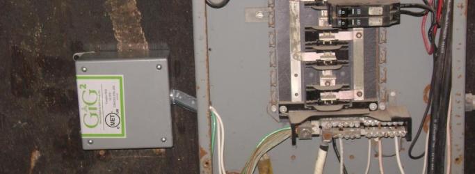 Voltage Control Guard Installation