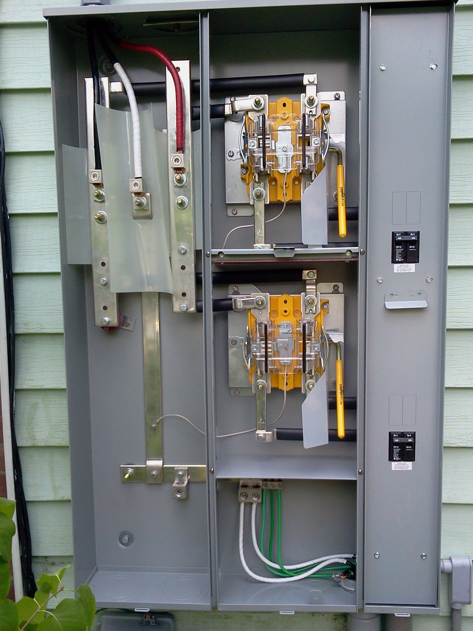 Multi Family Electrical Service Upgrade - CF Electrical Service, LLC ...