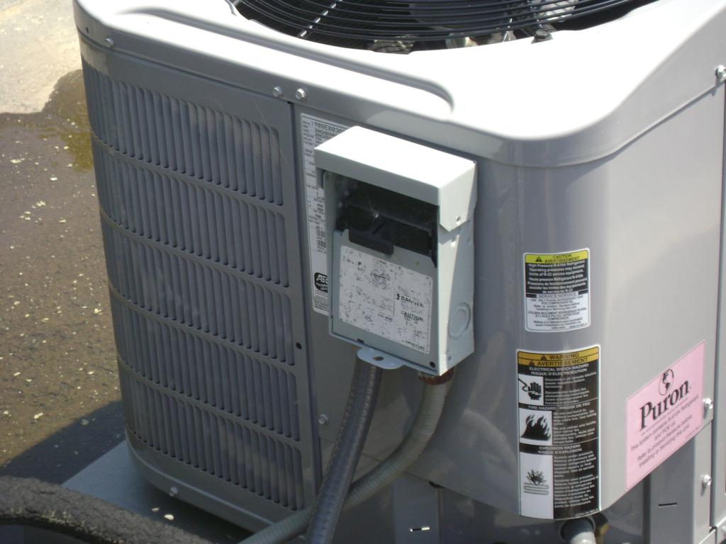 Town And Country Condo Complex Air Conditioning Upgrades